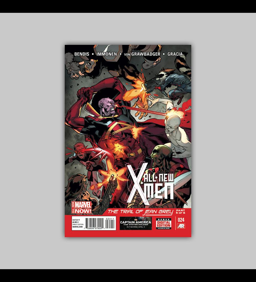 All New X-Men 24 2014