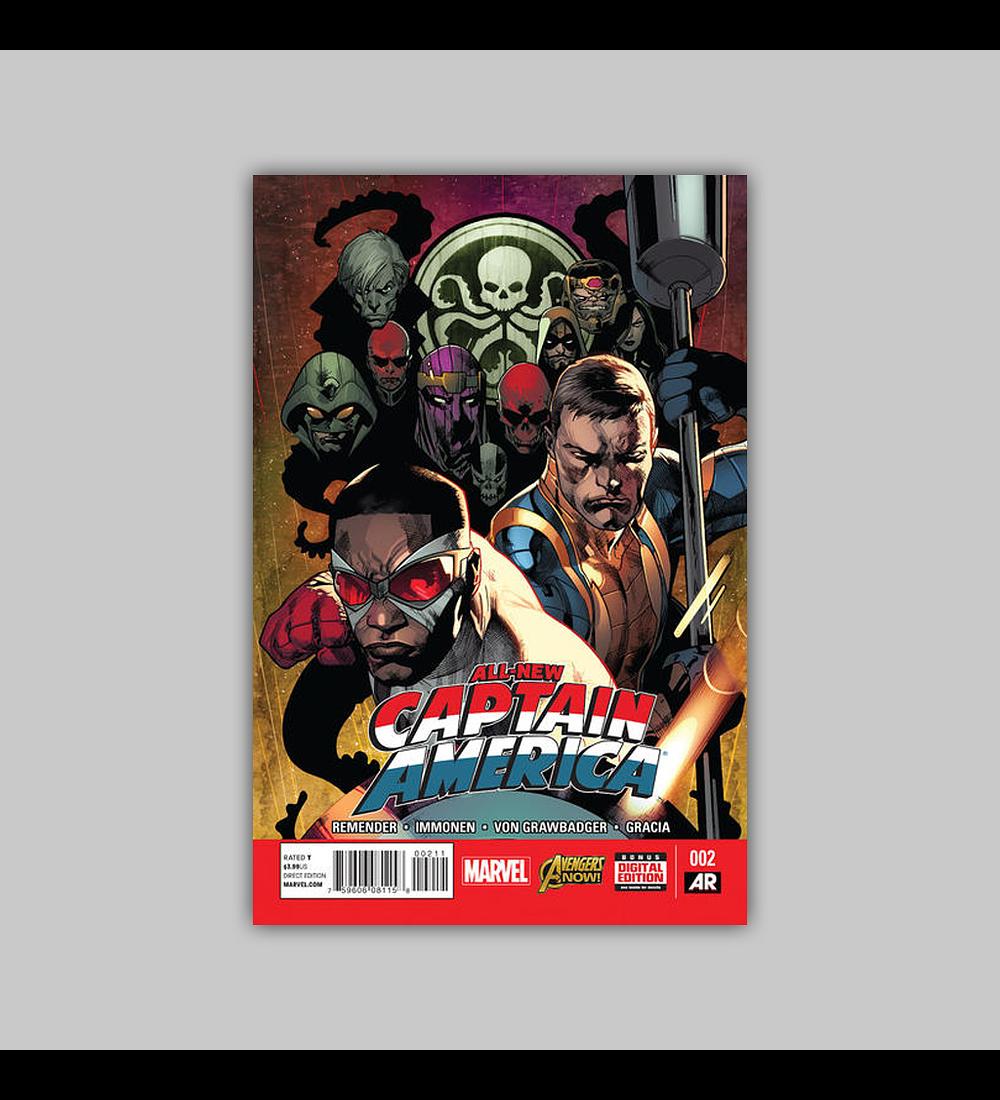 All-New Captain America 2 2015