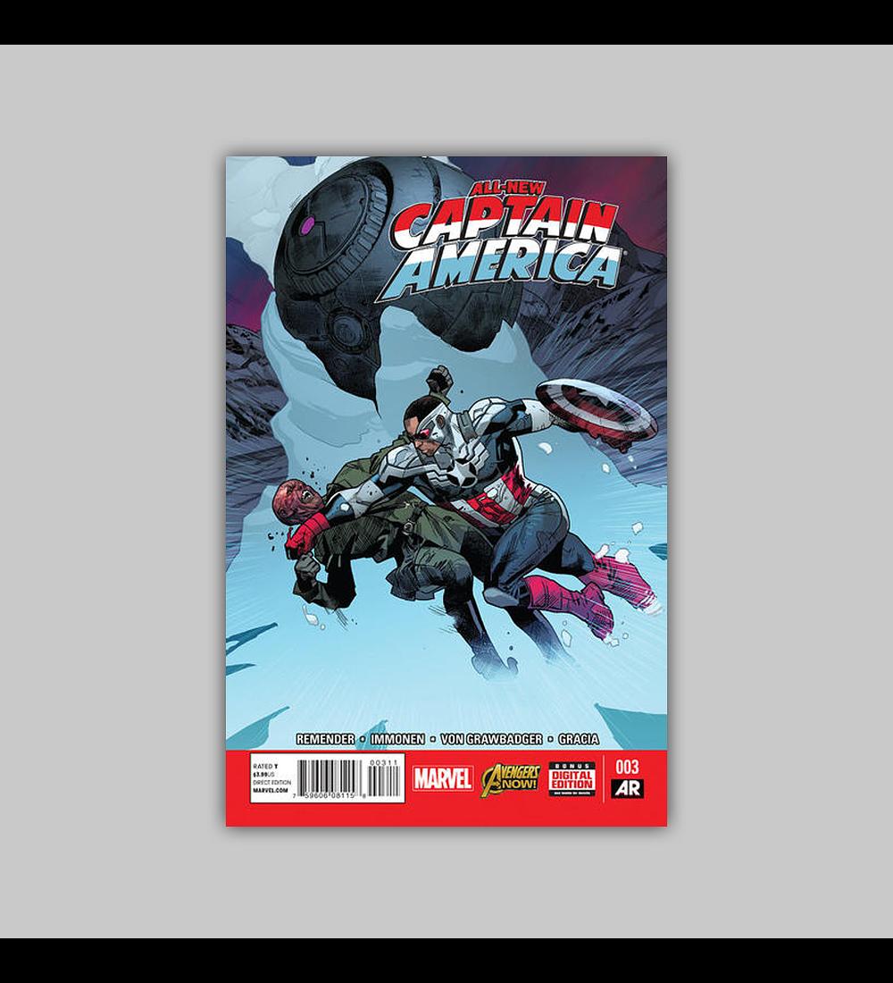 All-New Captain America 3 2015