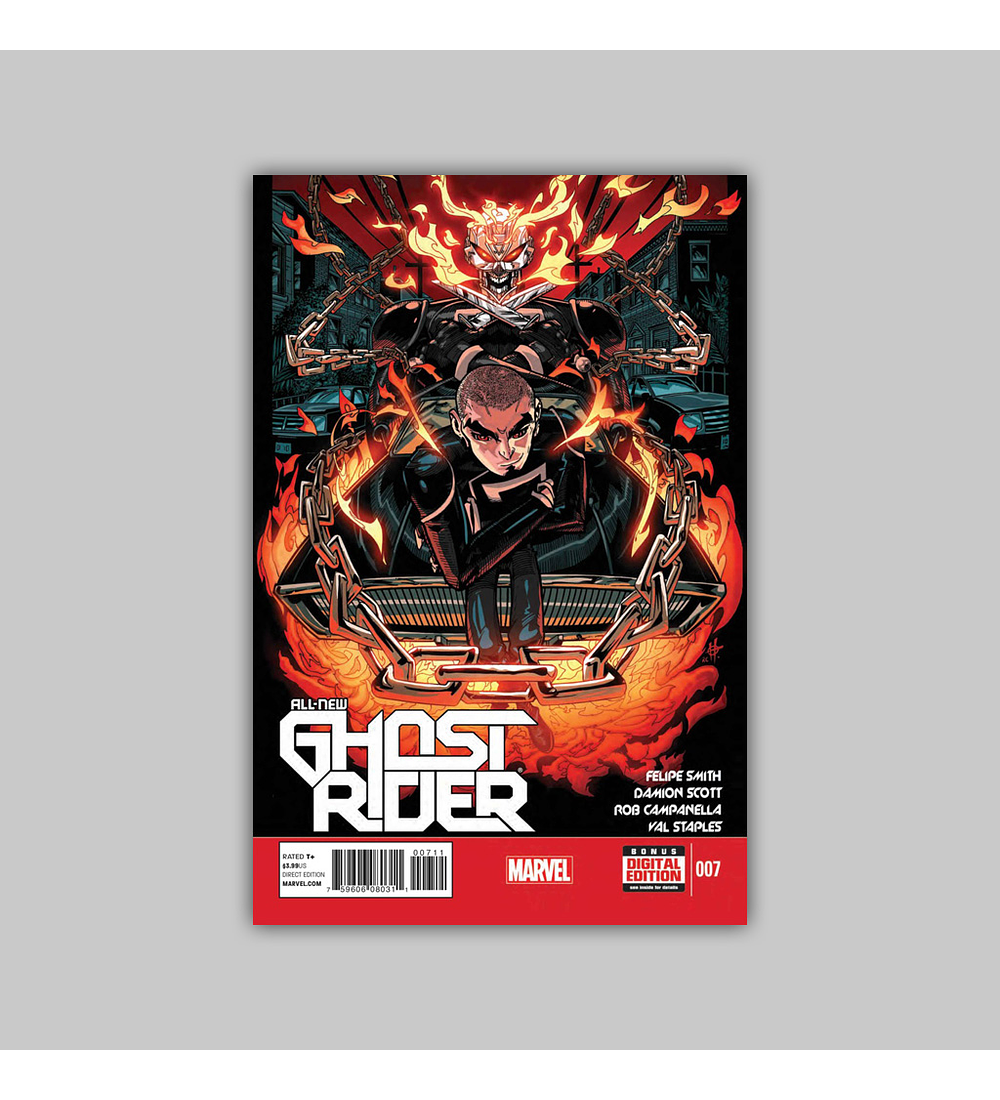 All-New Ghost Rider 7 2014