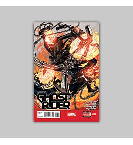 All-New Ghost Rider 8 2014