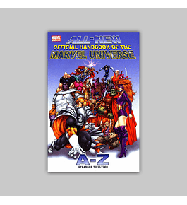 All-New Official Handbook of the Marvel Universe A to Z 11 2006