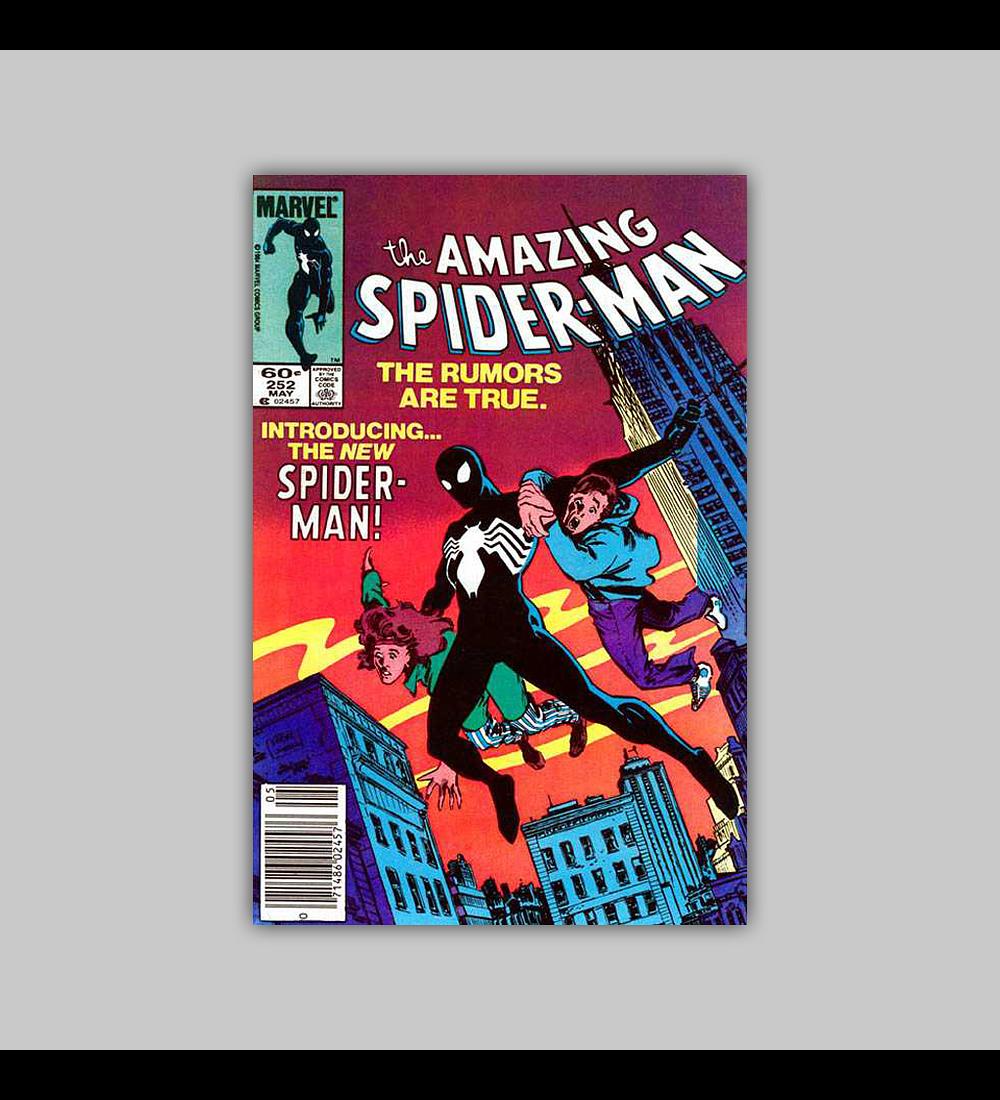 Amazing Spider-Man 252 1984