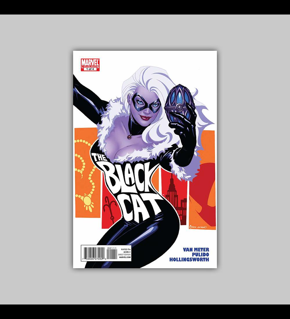 Amazing Spider-Man Presents: Black Cat 1 2010