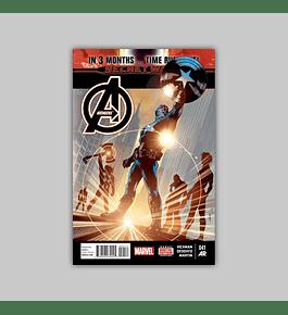 Avengers (Vol. 5) 41 2015