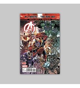Avengers (Vol. 5) 42 2015
