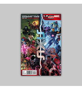 Avengers and X-Men: Axis 3 2014