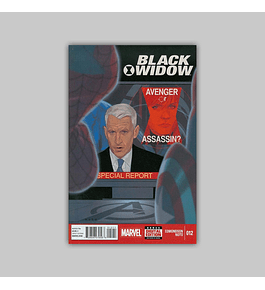 Black Widow (Vol. 3) 12 2015