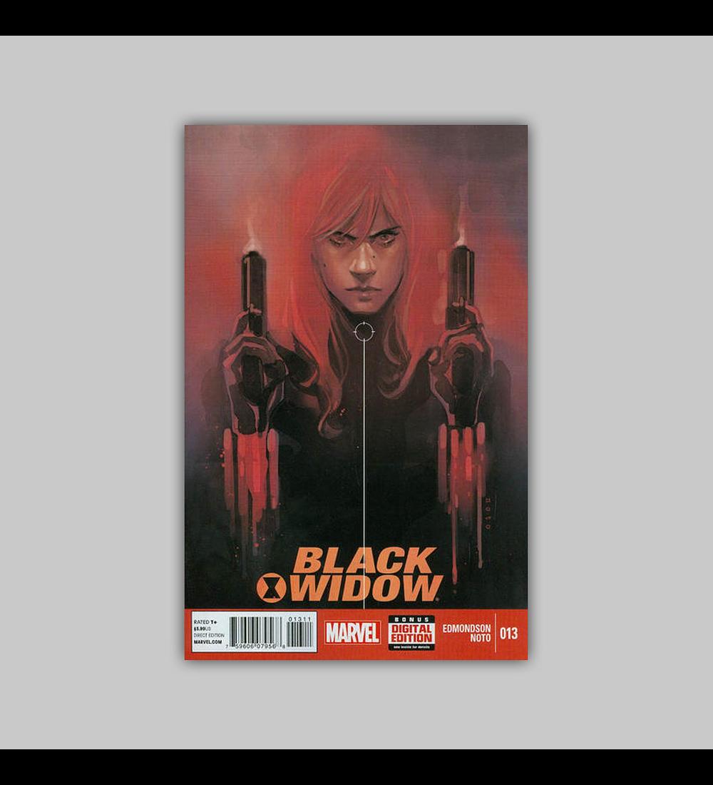 Black Widow (Vol. 3) 13 2015