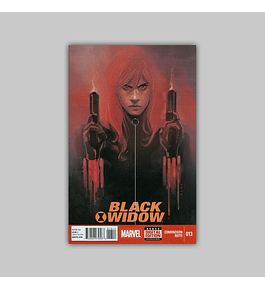 Black Widow (Vol. 3) 13 2015
