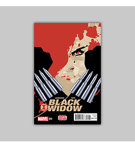Black Widow (Vol. 3) 15 2015