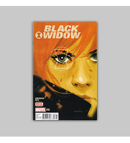 Black Widow (Vol. 3) 18 2015