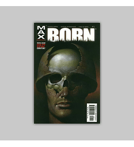 Born (complete limited series) 2003