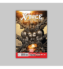 Cable and X-Force 6 2013