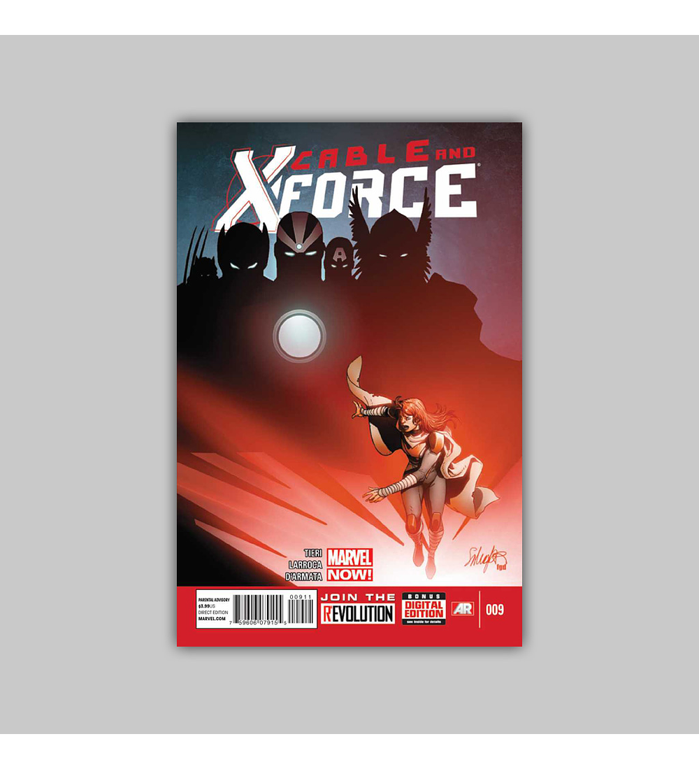 Cable and X-Force 9 2013