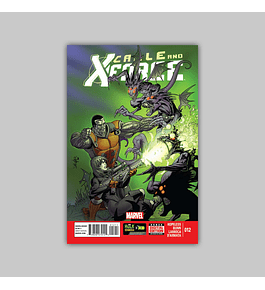 Cable and X-Force 12 2013