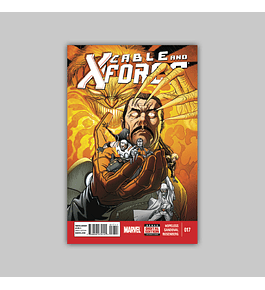 Cable and X-Force 17 2014