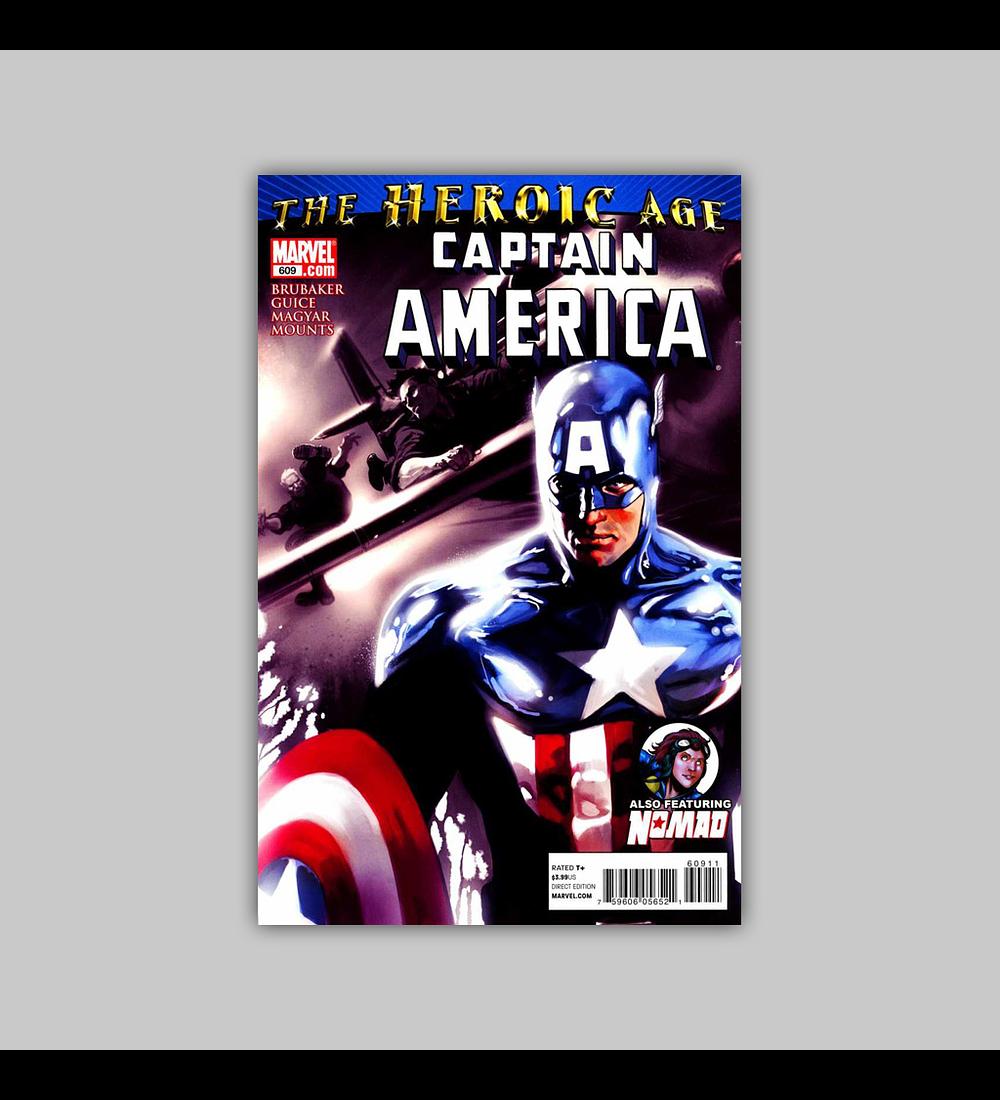 Captain America 609 2010