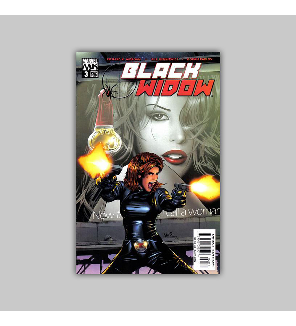 Black Widow (Vol. 2) 3 2005
