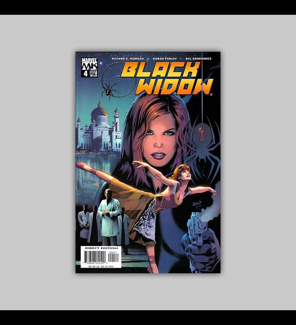 Black Widow (Vol. 2) 4 2005