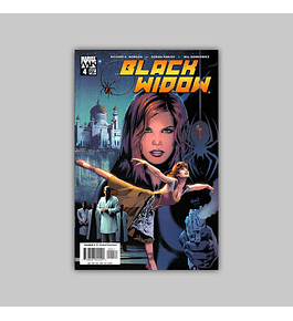 Black Widow (Vol. 2) 4 2005
