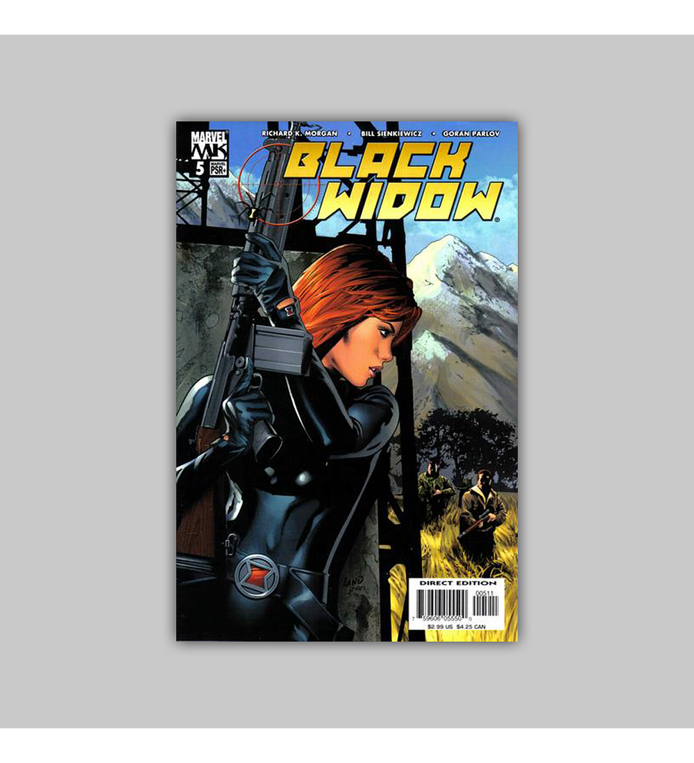 Black Widow (Vol. 2) 5 2005
