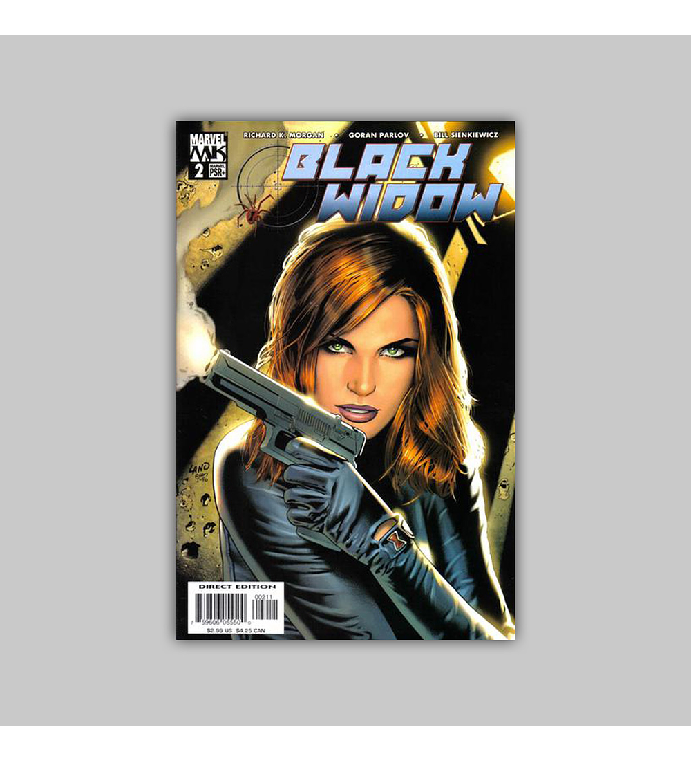 Black Widow (Vol. 2) (complete limited series) 2005