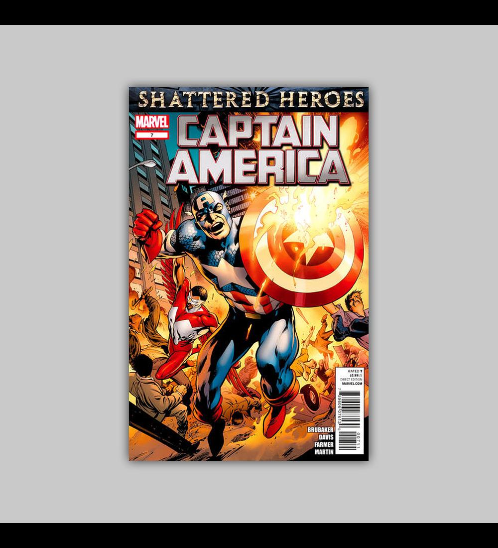Captain America (Vol. 6) 7 2012