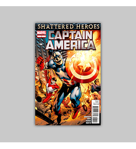 Captain America (Vol. 6) 7 2012