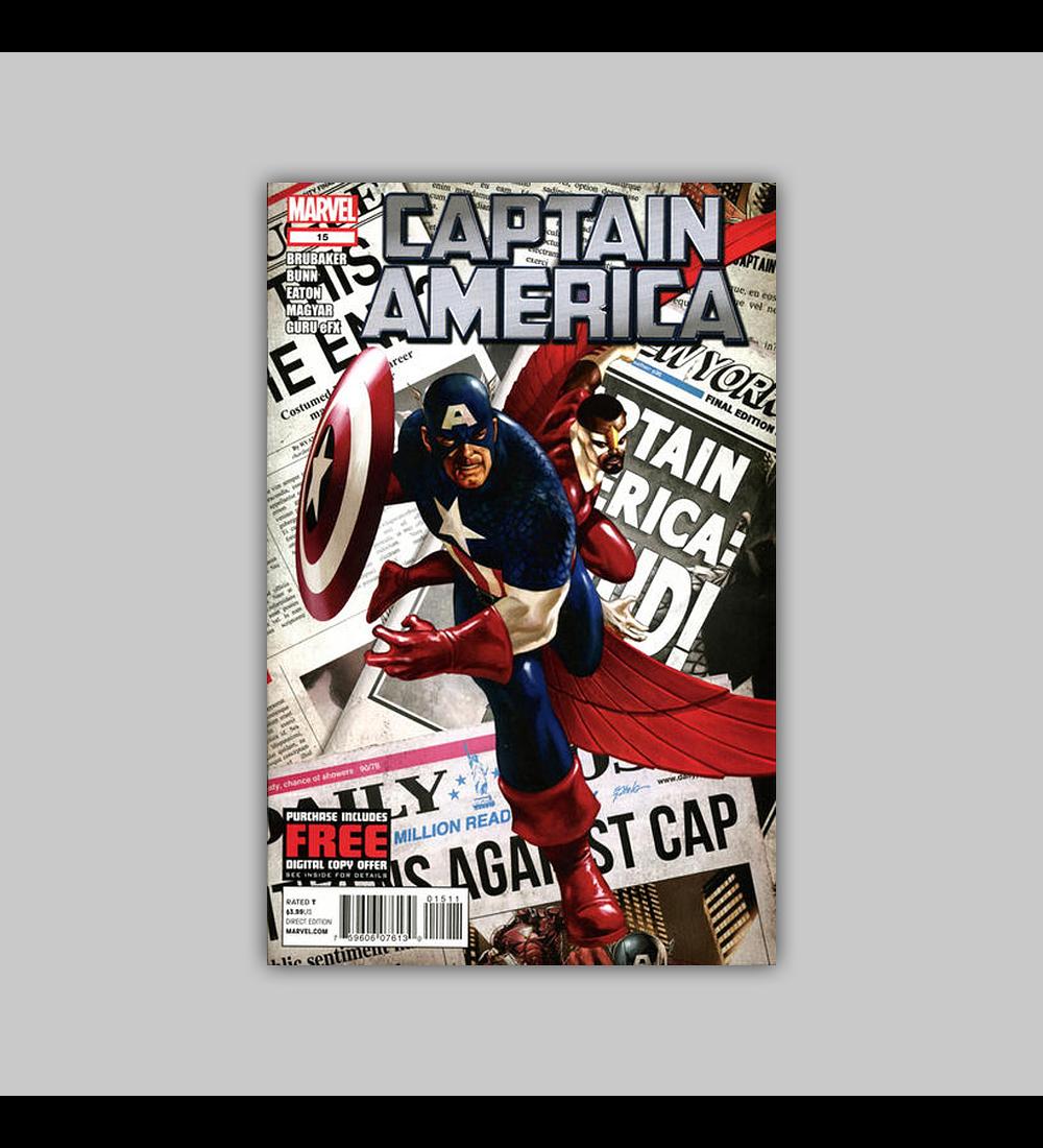 Captain America (Vol. 6) 15 2012