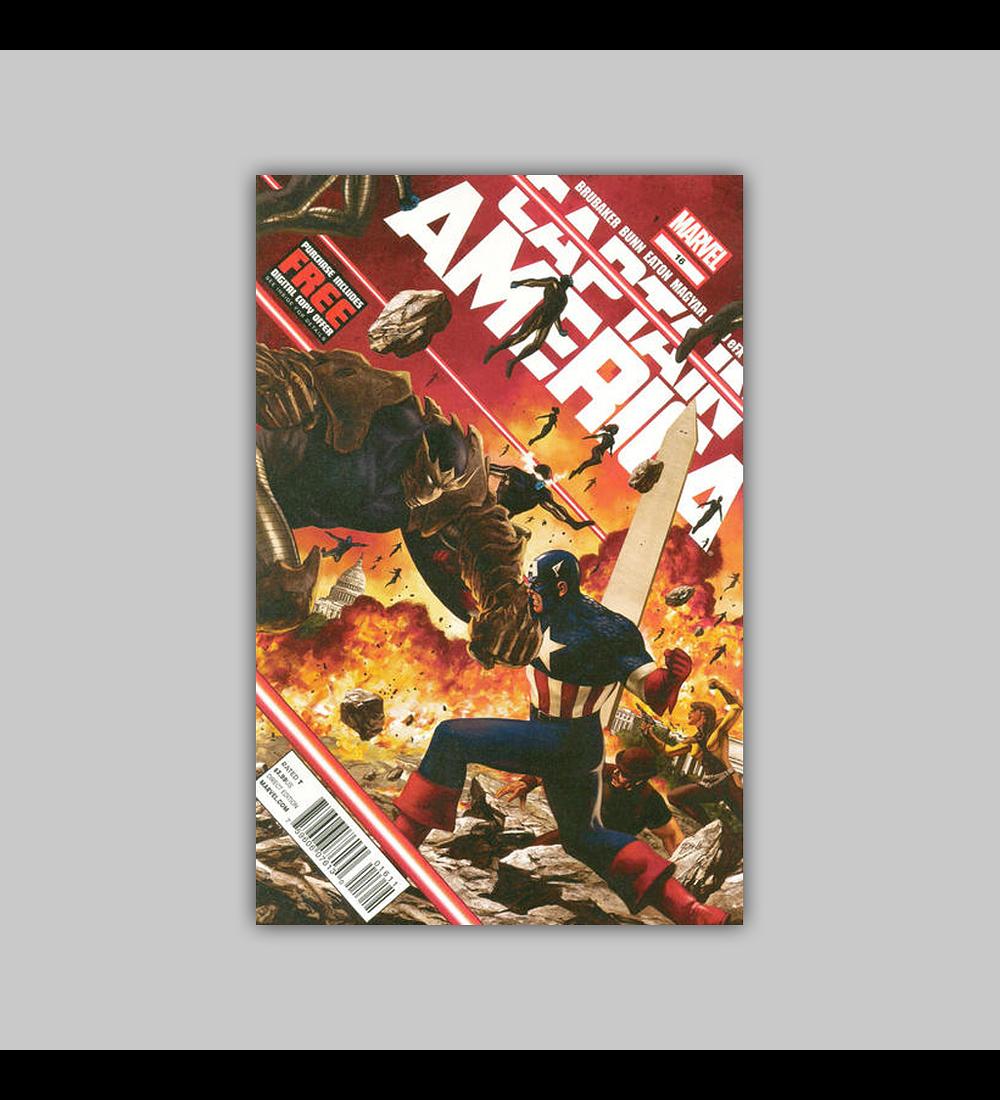 Captain America (Vol. 6) 16 2012