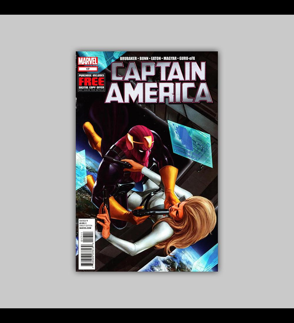 Captain America (Vol. 6) 17 2012