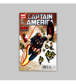 Captain America (Vol. 6) 18 2012