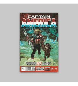 Captain America (Vol. 7) 2 2013