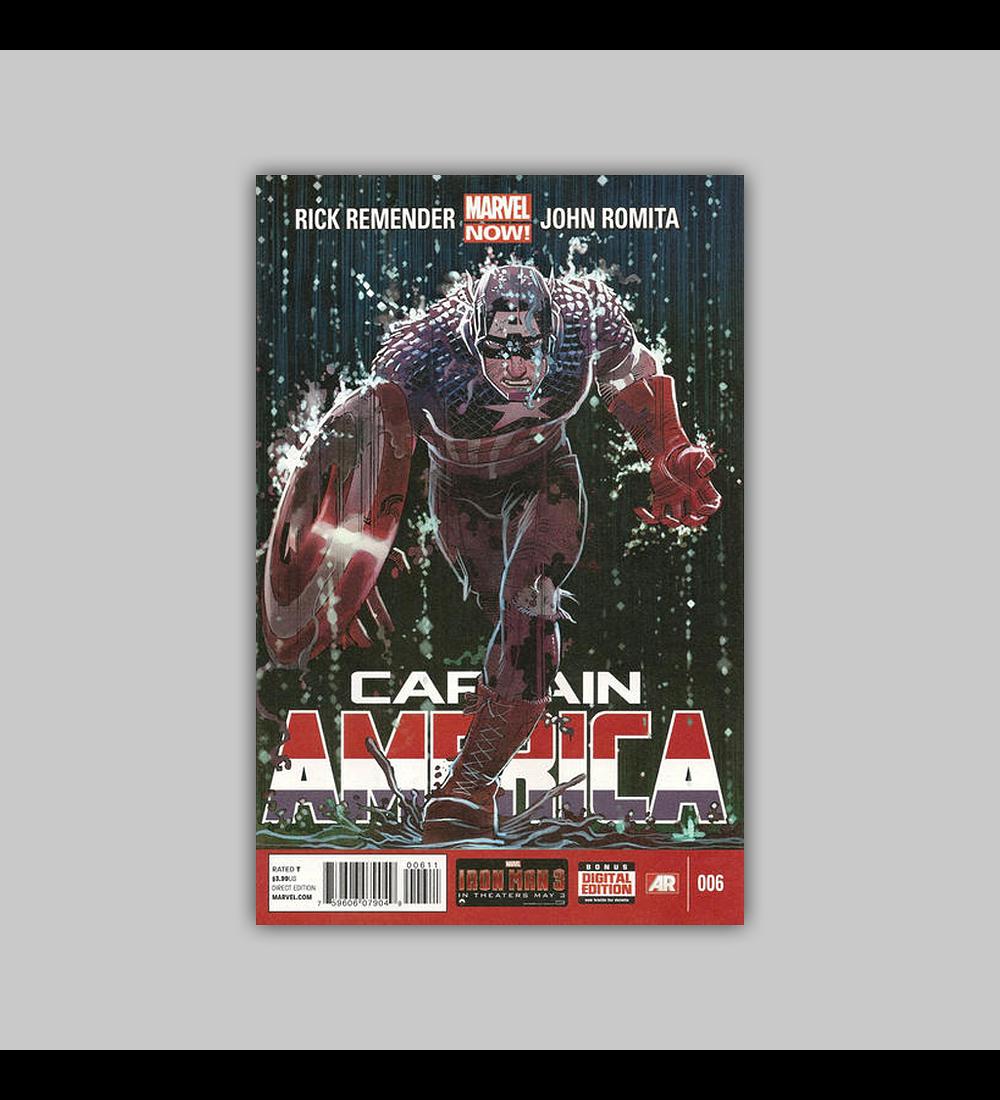 Captain America (Vol. 7) 6 2013