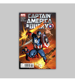 Captain America and Bucky 622 2011