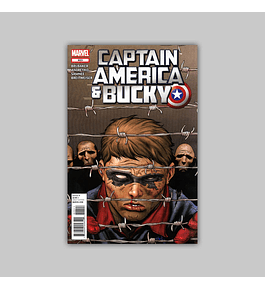 Captain America and Bucky 623 2011