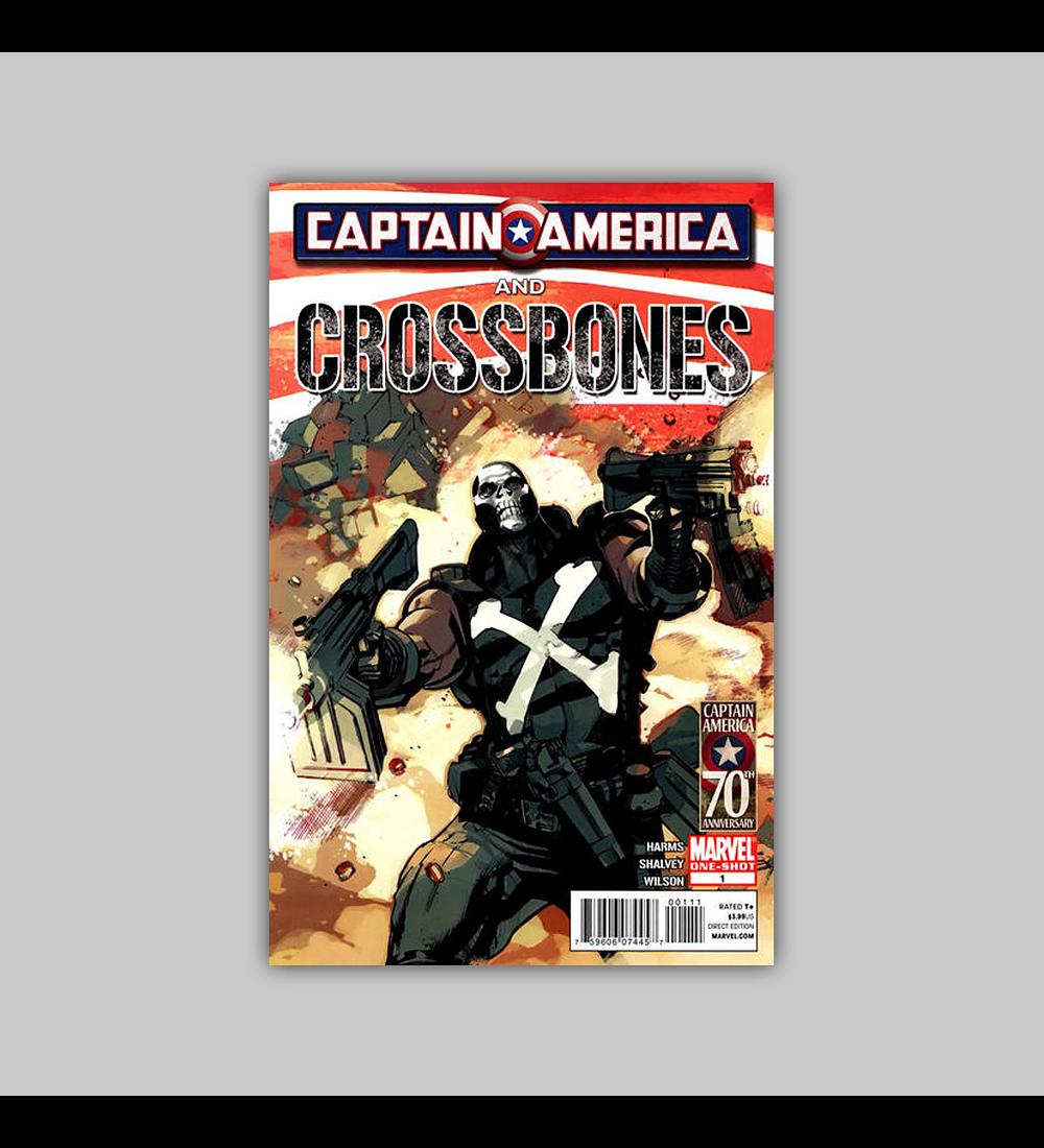 Captain America and Crossbones 1 2011