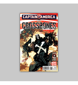 Captain America and Crossbones 1 2011