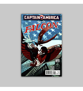 Captain America and Falcon 1 2011