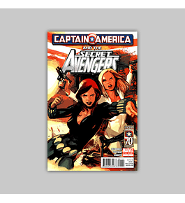 Captain America and Secret Avengers 1 2011