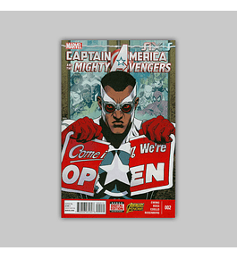 Captain America and the Mighty Avengers 2 2015