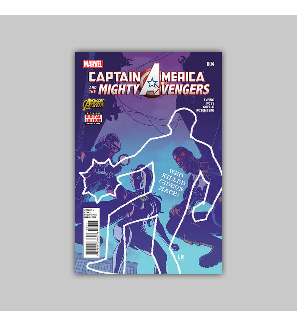 Captain America and the Mighty Avengers 4 2015