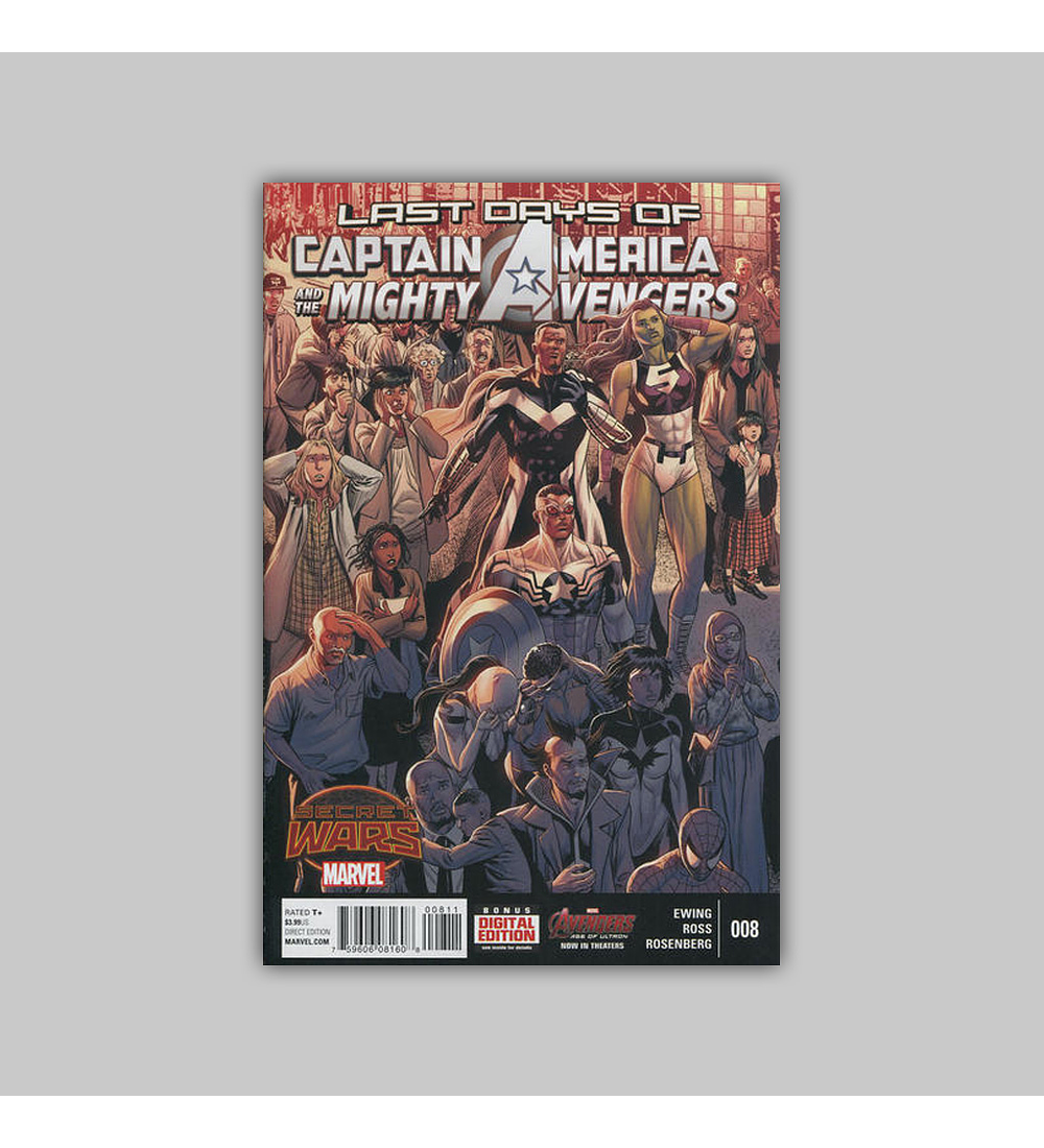 Captain America and the Mighty Avengers 8 2015