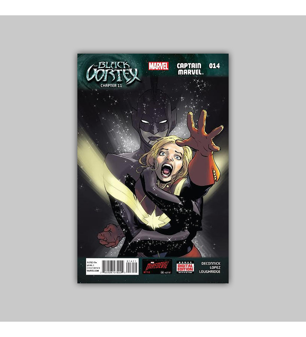Captain Marvel (Vol. 5) 14 2015
