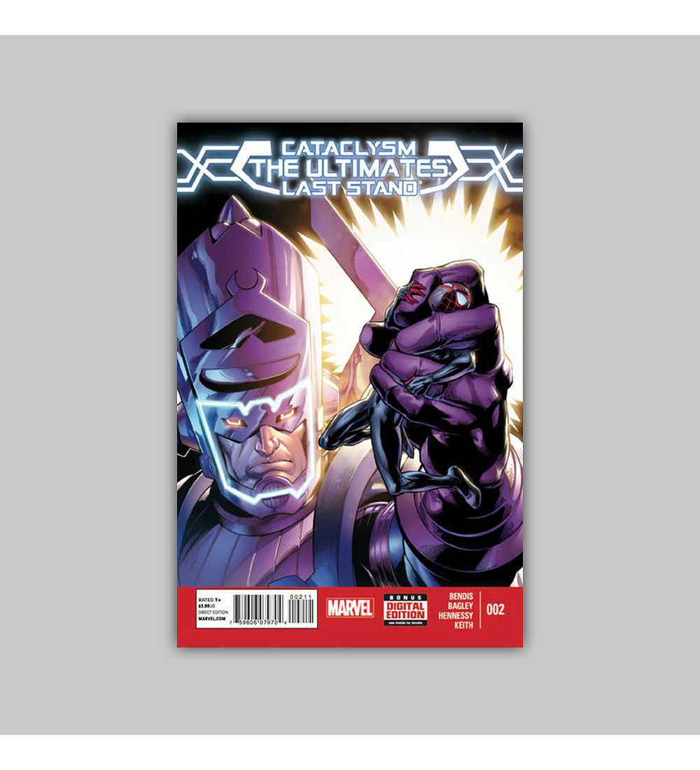 Cataclysm: The Ultimates Last Stand 2 2014