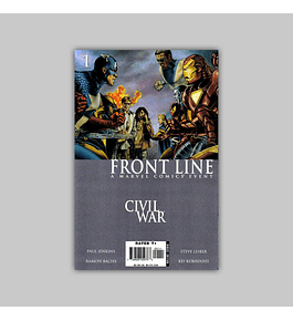 Civil War: Front Line (complete limited series) 2007