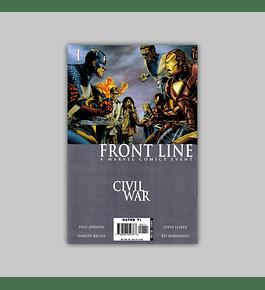Civil War: Front Line (complete limited series) 2007