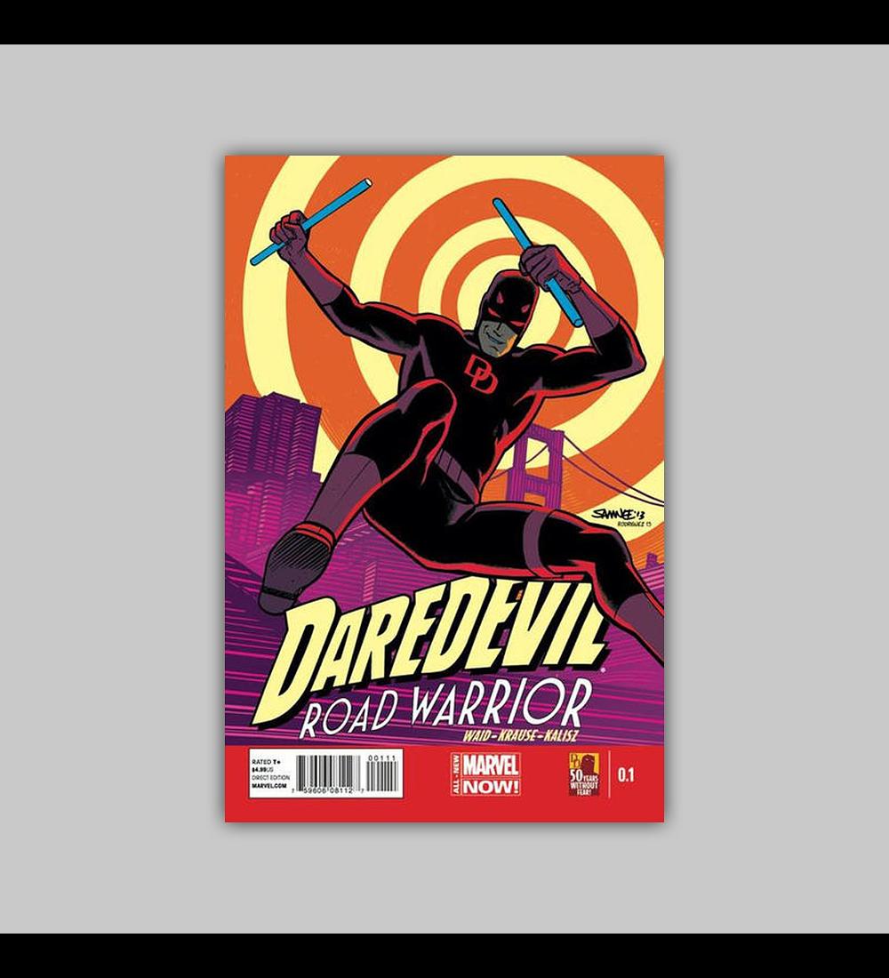 Daredevil (Vol. 4) 1 2014