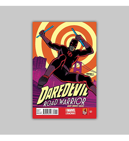 Daredevil (Vol. 4) 1 2014